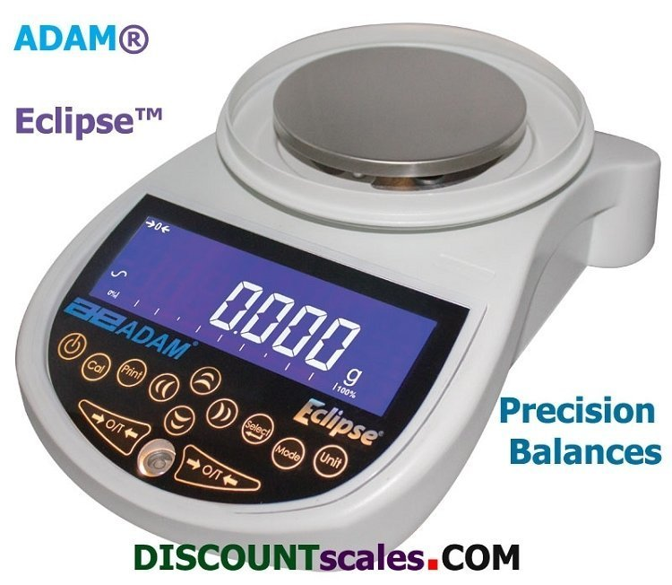 Adam Equipment® EBL 6202e Eclipse™ Balance  (6200g. x 0.01g.)