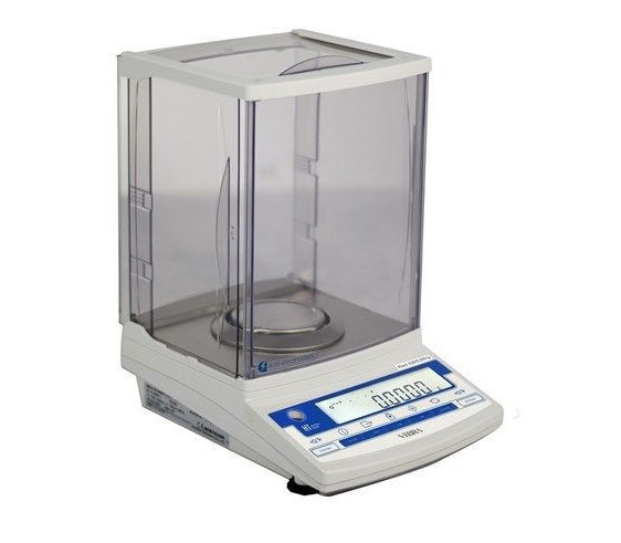 Intelligent Weighing® HT-84 Vibra Analytical Balance   (80g. x 0.1mg.)