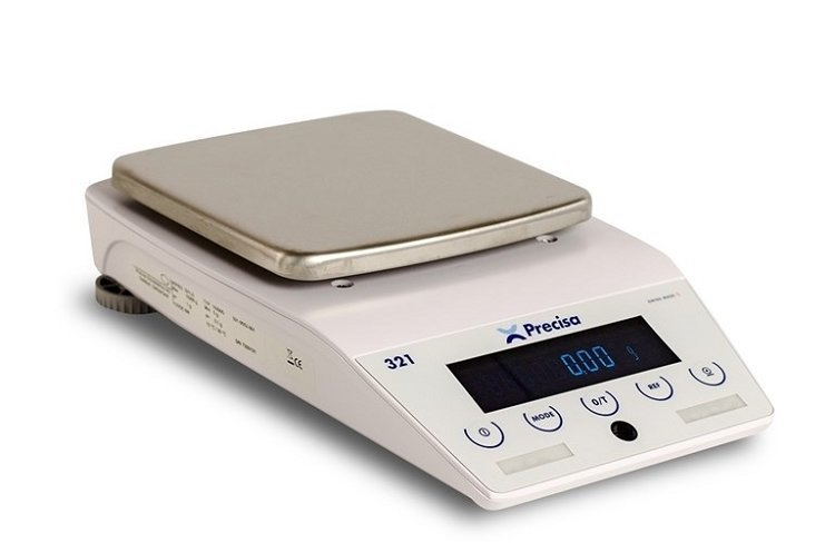 Intelligent Weighing LS 6200C SCS Balance   (6200g. x 0.01g.)
