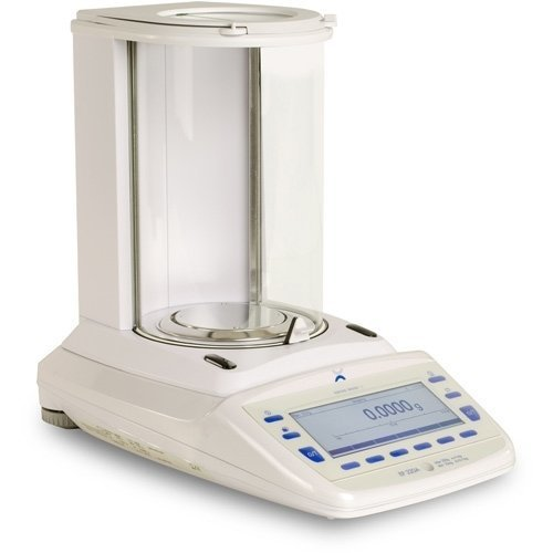 Intelligent Weighing EP 225SMDR Analytical Balance   (102g./225g. x 0.01mg./0.1mg.)