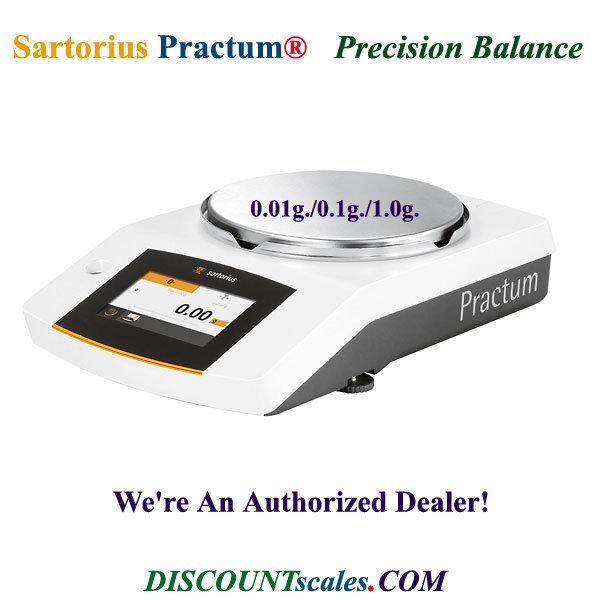 Sartorius PRACTUM612-1S (610g. x 0.01g.)