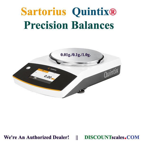 Sartorius QUINTIX612-1S (610g. x 0.01g.)