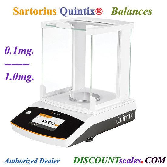 Sartorius QUINTIX64-1S (60g. x 0.1mg.)