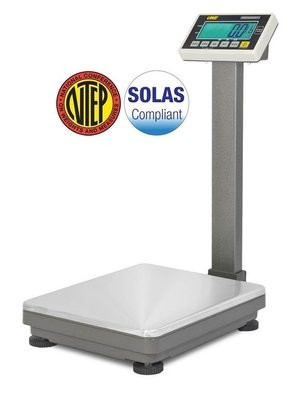Intelligent Weighing UFM-B150 Bench Scale   (300 lb. x 0.1 lb.)