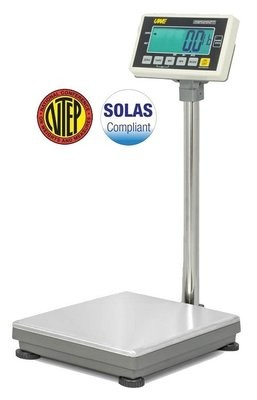 Intelligent Weighing® UFM-B60 'NTEP Approved' Bench Scale   (150 lb. x 0.05 lb.)