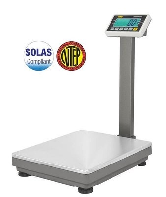 Intelligent Weighing UFM-L120 Bench Scale (250 lb. x 0.05 lb.)