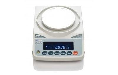 A&D FX-120i Milligram Balance  (122g. x 1.0mg.)