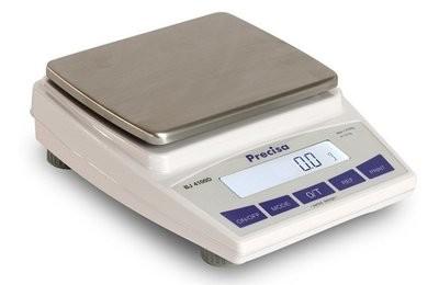 Intelligent Weighing Precisa BJ 6100D Balance   (6100g. x 0.1g.)