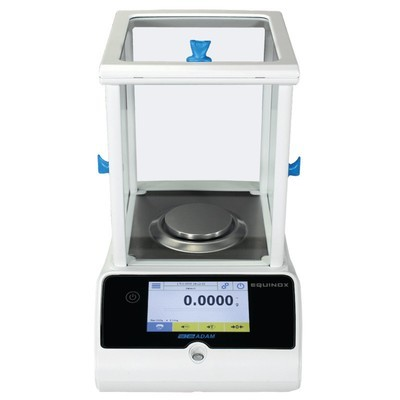 Adam EAB 125i Equinox Analytical Balance  (62g./120g. x 0.01mg./0.1mg.)