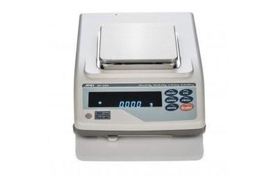 A&D Weighing® GF-300N NTEP Milligram Balance  (310g. x 1.0mg.)