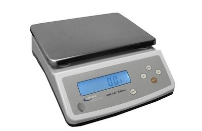 Intelligent Weighing PC-3001 Balance   (3000g. x 0.1g.)