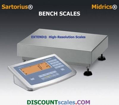 Sartorius MW2P1UE-10CC-I    (15 lb. x 0.0005 lb.)