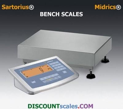 Sartorius MW2P1U-6DC-L    (15 lb. x 0.001 lb.)