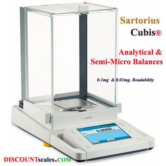 Sartorius® MSA224S-100-DA (220g. x 0.1mg.)