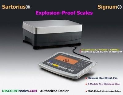 Sartorius SIWXSBBS-3-6-H (6100g. x 0.01g.)