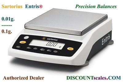 Sartorius® ENTRIS3202i-1S Balance (3200g. x 0.01g.)