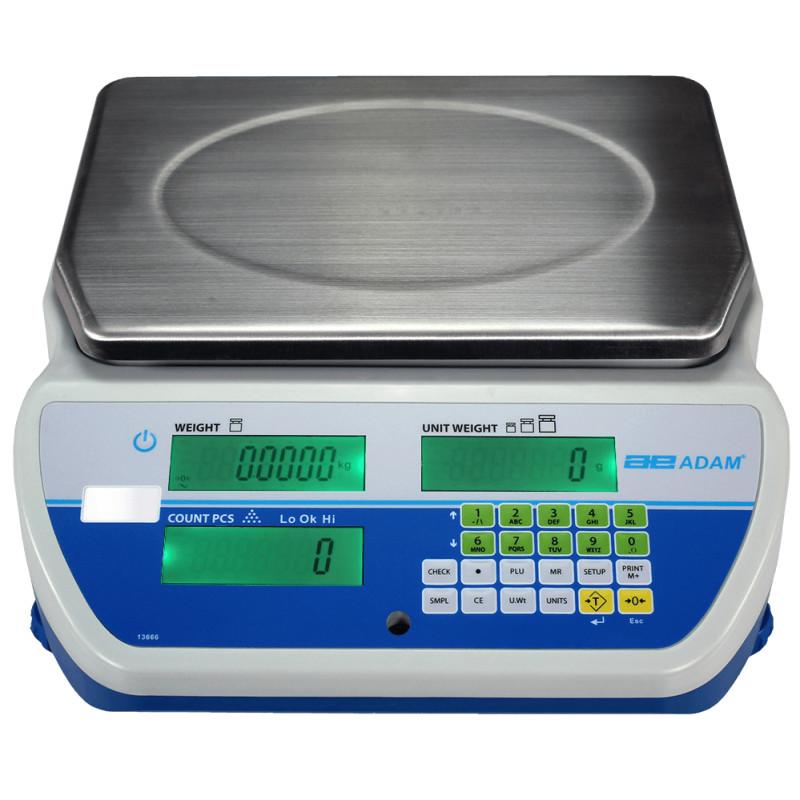 Adam CCT 8 Cruiser Counting Scale    (16 lb. x 0.0005 lb.)