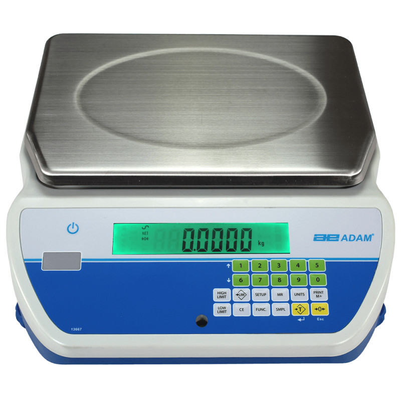 Adam Equipment® CKT 8 Cruiser™ Checkweighing Scale    (16 lb. x 0.0005 lb.)