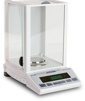 Intelligent Weighing XB-120A SCS Analytical Balance   (120g. x 0.1mg.)