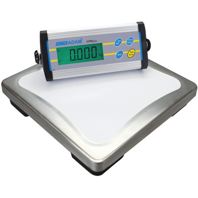 Adam CPWplus 150 Bench Scale  (330.0 lb. x 0.1 lb.)