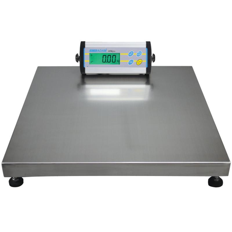 Adam CPWplus 75M Bench Scale  (165.0 lb. x 0.05 lb.)