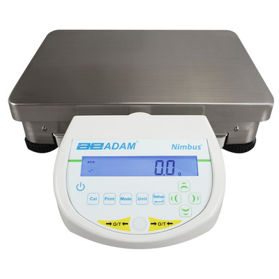 Adam NBL 12001e Nimbus Industrial Balance     (12Kg. x 0.1g.)