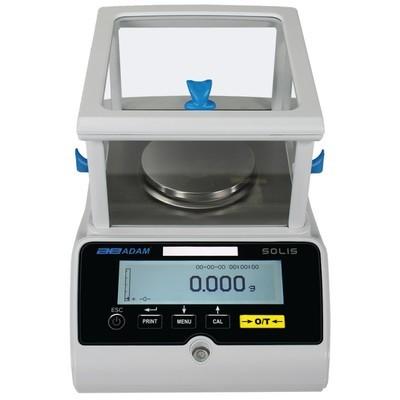 Adam Equipment® SPB 1203i Solis™ Milligram Balance  (1200g. x 1.0mg.)