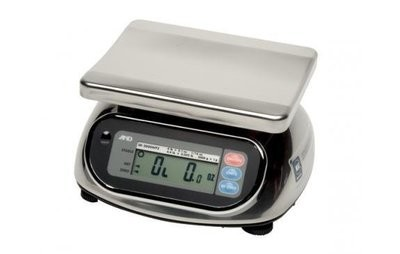 A&D Weighing® SK-1000WP Food Scale     (1000g. x 0.5g.)