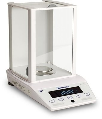 Intelligent Weighing® LS-320A SCS Analytical Balance   (320g. x 0.1mg.)
