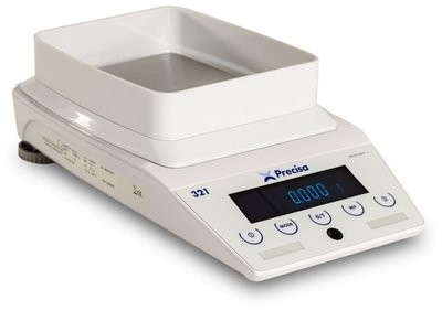Intelligent Weighing LS 320 M SCS Milligram Balance   (320g. x 1.0mg.)