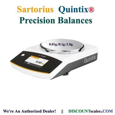 Sartorius® QUINTIX2102-1S Balance (2100g. x 0.01g.)