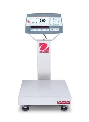 Ohaus® D52P25RQR1 Defender™ 5000 Bench Scale  (50 lb. x 0.002 lb.)