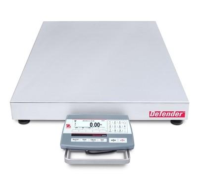 Ohaus® D52P125RQV5 Defender™ 5000 Bench Scale  (250 lb. x 0.01 lb.)