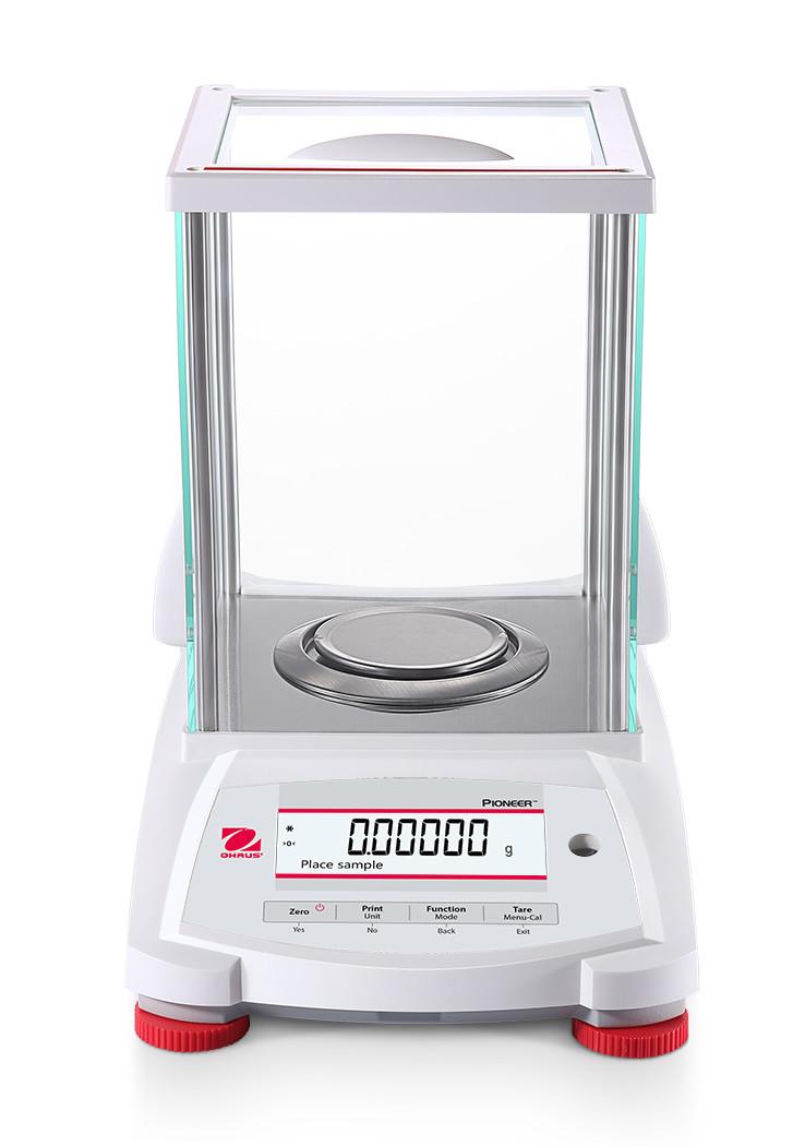 Ohaus® PX85 Semi-Micro Pioneer™ Balance (82g. x 0.01mg.)
