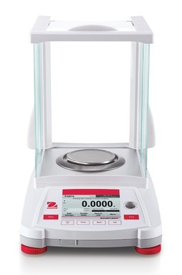 Ohaus® AX423/E Adventurer™ Milligram Balance    (420g. x 1.0mg.)