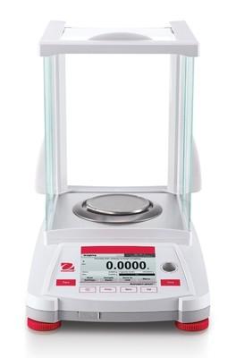 Ohaus AX223N/E Adventurer Milligram Balance   (220g. x 1.0mg.)