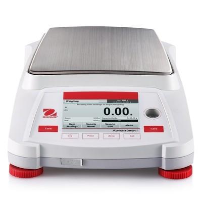 Ohaus® AX4202/E Adventurer™ Balance   (4200g. x 0.01g.)