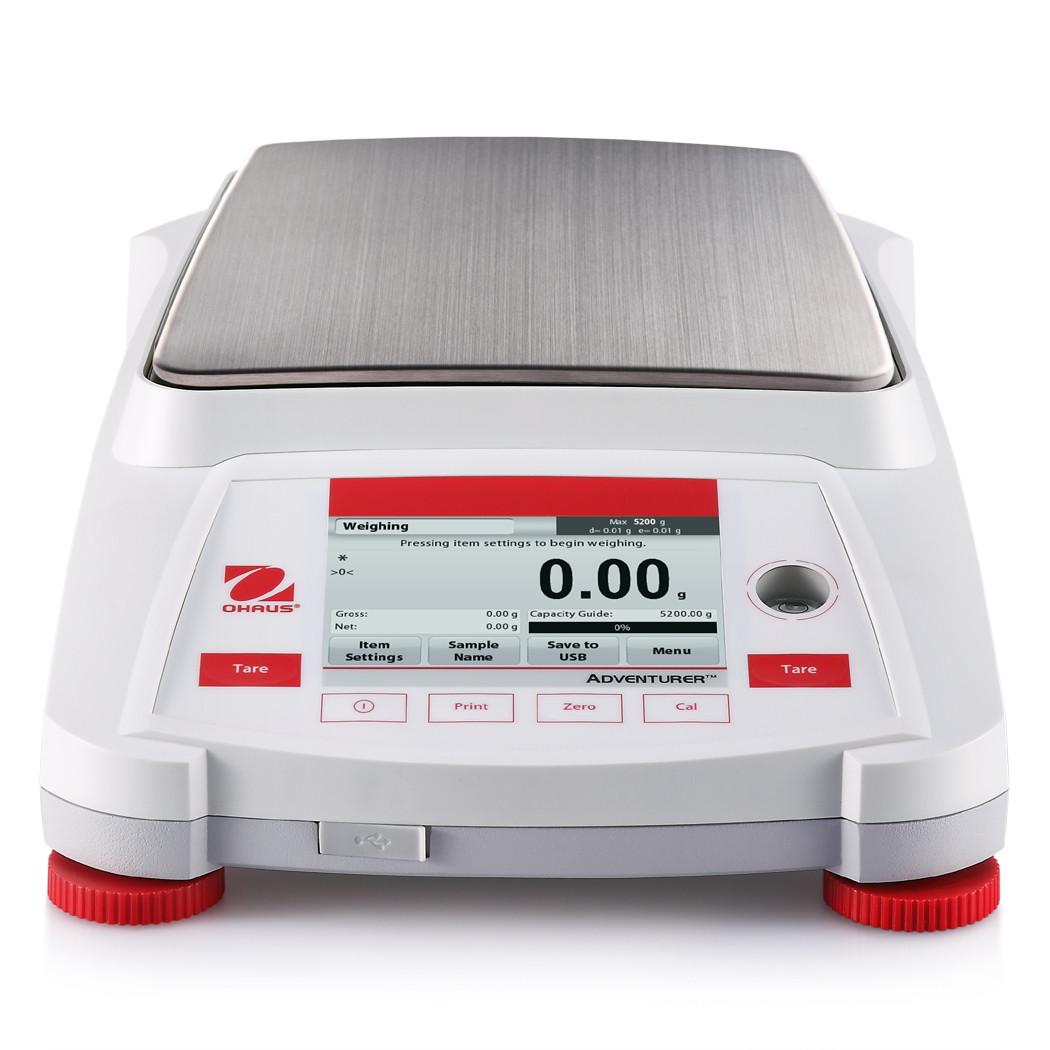 Ohaus® AX622N/E Adventurer™ NTEP Balance  (620g. x 0.01g.)