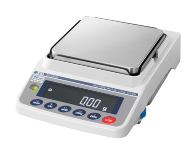 A&D Weighing® GF-6001A Apollo™ Balance  (6200g. x 0.1g.)