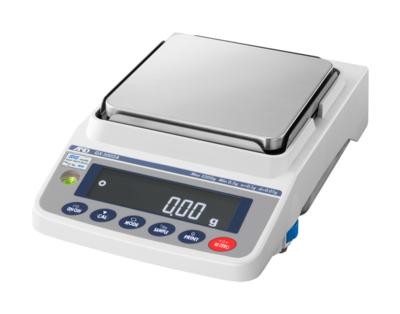 A&D Weighing® GX-6002A Apollo™ Balance  (6200g. x 0.01g.)