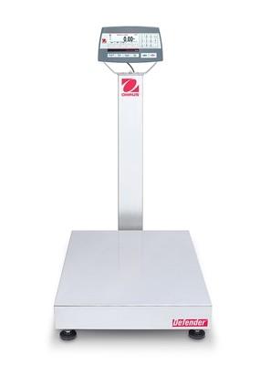Ohaus® D52P125RTX2 Defender™ 5000 Bench Scale  (250 lb. x 0.01 lb.)