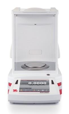 Ohaus® EX1103 Milligram Explorer™ Balance     (1100g. x 1.0mg.)
