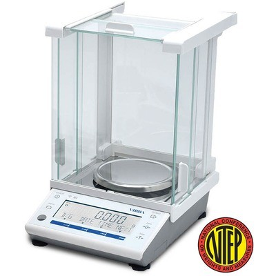 Intelligent Weighing® ALE-323 Milligram Balance   (320g. x 1.0mg.)