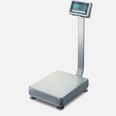 Intelligent Weighing® VFS-132 'NTEP Approved' Washdown Bench Scale     (132 lb. x 0.02 lb.)