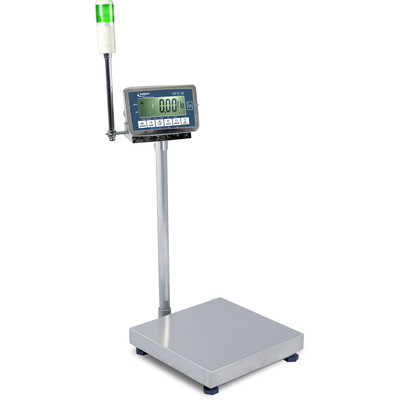 Intelligent Weighing® VFSW-300-16 Washdown Bench Scale     (330 lb. x 0.05 lb.)
