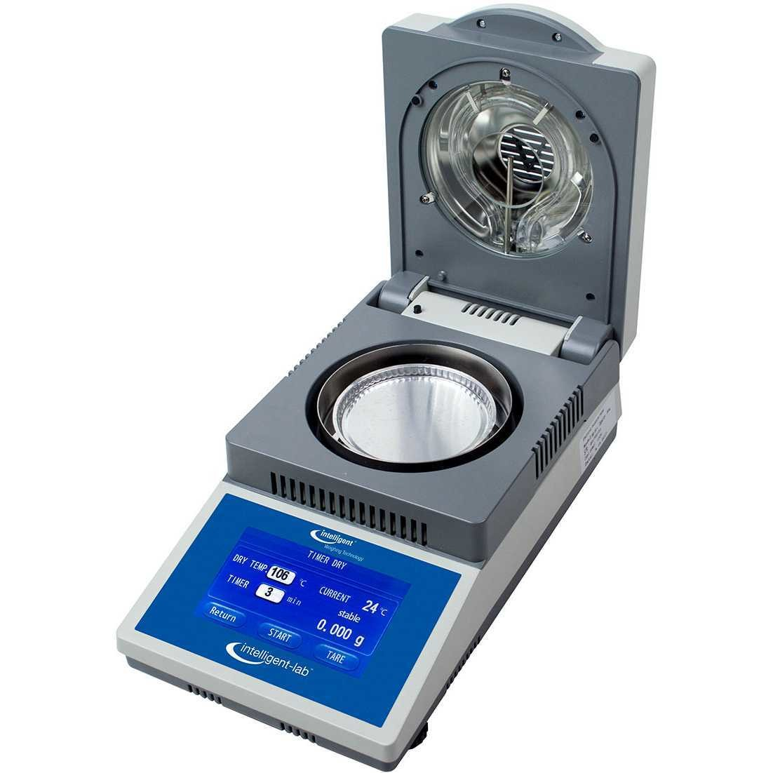 Intelligent Weighing IL-50 0.01 TS Moisture Analyzer       (50g. x 0.01g.)