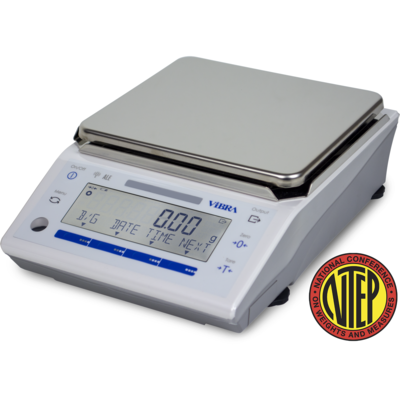 Intelligent Weighing® ALE-1502 NTEP Balance  (1500g. x 0.01g.)