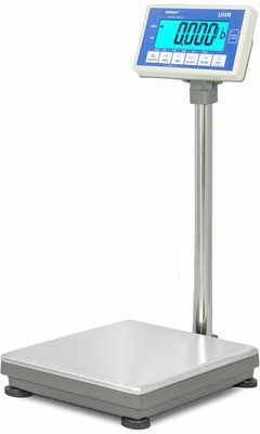 Intelligent Weighing® UHR-60EL Bench Scale      (132 lb. x 0.005 lb.)