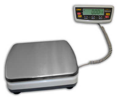 Intelligent Weighing® APM-30 'NTEP Approved' Bench Scale   (60 lb. x 0.02 lb.)
