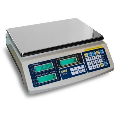 Intelligent Weighing® SAC-150 Counting Scale      (30 / 75 / 150 lb. x  0.002 / 0.005 / 0.01 lb.)
